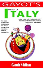The best of Italy by Gault Millau