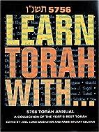 Learn Torah With...5756 Torah Annual by Joel…