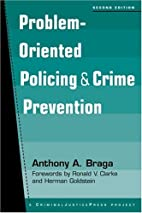 Problem-oriented policing and crime…