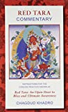 Tromge, Jane: Red Tara Commentary: Instructions for the Concise Practice Known as Red Tara an Open Door to Bliss and Ultimate Awareness