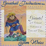Weiss, Jim: Giants! A Colossal Collection of Tales and Tunes