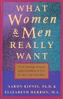 Herron, Elizabeth: What Women and Men Really Want: Creating Deeper Understanding and Love in Our Relationships