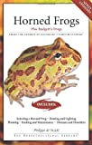 De Vosjoli, Philippe: Horned Frogs: Plus Budgett's Frogs (Advanced Vivarium Systems)