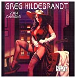 Hildebrandt, Greg: Art of Greg Hildebrandt 12-Month Wall Calendar