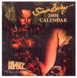 Simon Bisley: Art of Simon Bisley 12-Month 2004 Wall Calendar
