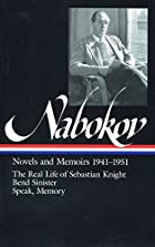 Vladimir Nabokov : Novels and Memoirs…
