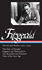 F. Scott Fitzgerald: Novels and Stories…
