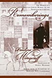 Wengeroff, Pauline: Rememberings: The World of a Russian-Jewish Woman in the Nineteenth Century