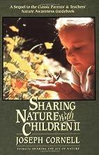 Sharing Nature With Children II by Joseph…