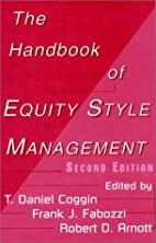 The handbook of equity style management by…