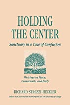 Holding the Center: Sanctuary in a Time of…