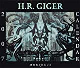 Giger, H. R.: 2007 H. R. Giger Calendar