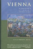 Vienna: A Traveler's Literary Companion by…