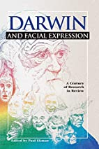 Darwin and Facial Expression: A Century of…
