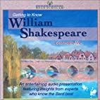 Getting to Know William Shakespeare by Joy…
