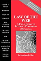 Law of the Web: A Field Guide to Internet…
