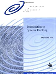 Introduction to Systems Thinking by Daniel…