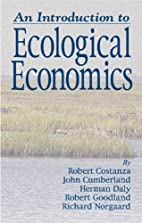 An Introduction to Ecological Economics by…