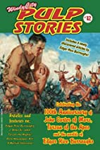 Windy City Pulp Stories #12 by Tom Roberts