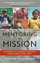 Mentoring for Mission: A Handbook on…