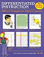 Differentiated Instruction: Different…