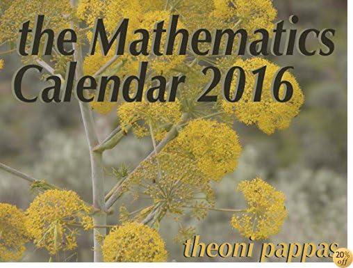 TThe Mathematics Calendar 2016