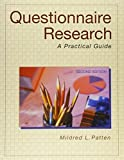 Patten, Mildred L.: Questionnaire Research: A Practical Guide