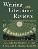 Galvan, Jose L.: Writing Literature Reviews: A Guide for Students of the Social and Behavioral Sciences