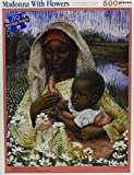 Joysmith, Brenda: Madonna With Flowers