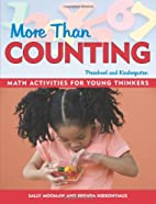More Than Counting: Whole-Math Activities…