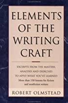 Elements of the Writing Craft: Robert…