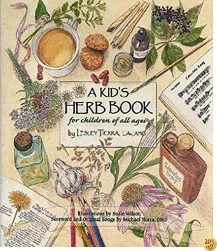 TKid's Herb Book, A: For Children of All Ages