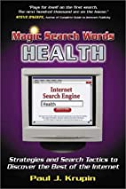 Magic Search Words-Health: Strategies and…
