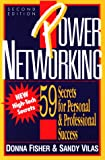 Fisher, Donna: Power Networking: 59 Secrets for Personal & Professional Success