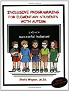 Inclusive Programming For Elementary…