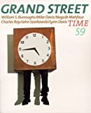 Burroughs, William S.: Grand Street 59: Time