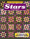 Meunier, Christiane: Easy Traditional Quilts: Stars