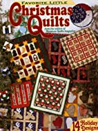 Favorite Little Christmas Quilts