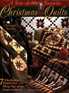 A Few of My Favorite Christmas Quilts by…