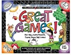 Great Games: Old and New, Indoor, Outdoor,…