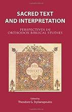 Sacred text and interpretation :…