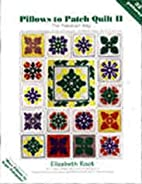 Pillows to Patch Quilt II - The Hawaiian Way…