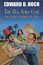 The Old Spies Club by Edward D. Hoch