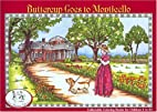 Buttercup Goes to Monticello (NanaBanana…