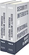 Security interests in personal property by…