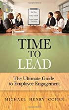 Time to lead : the ultimate guide to…