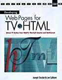 Joseph Sinclair: Developing Web Pages for TV-HTML with CDROM