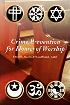 Crime Prevention for Houses of Worship by…