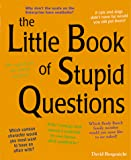 Borgenicht, David: The Little Book of Stupid Questions: 300 Hilarious, Bold, Embarrassing, Personal, and Basically Pointless Queries