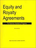 Equity and Royalty Agreements for Business…